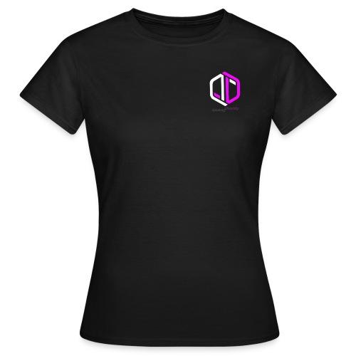 Frauen T-Shirt Schwarz - Frauen T-Shirt
