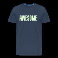 T-skjorter ~ Premium T-skjorte for menn ~ Awesome