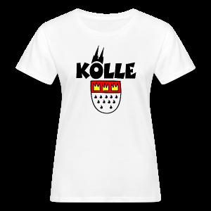 Kölle Wappen Köln Bio T-Shirt - Frauen Bio-T-Shirt