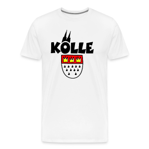Kölle Wappen S-5XL Köln T-Shirt - Männer Premium T-Shirt
