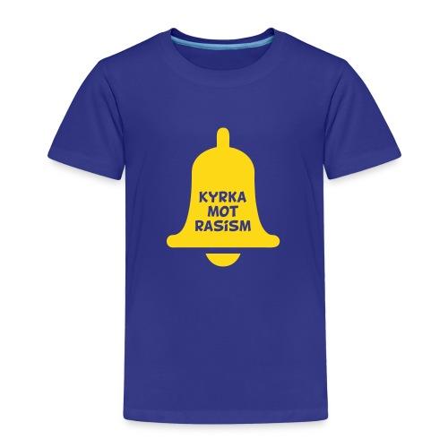 Kyrka mot rasism barn - Premium-T-shirt barn