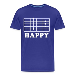 B.E. Happy - Men's Premium T Shirt - Men's Premium T-Shirt