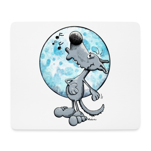 WOLFIE OFFICIAL MOUSE MAT - Mouse Pad (horizontal)