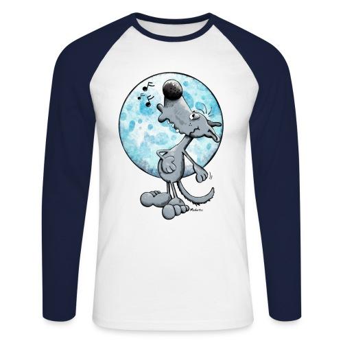 WOLFIE OFFICIAL UNISEX BASEBALL TOP - Men's Long Sleeve Baseball T-Shirt