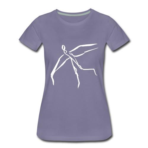 Ikarus 3 - Frauen Premium T-Shirt