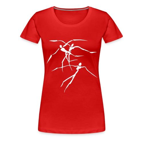 Ikarus 1 - Frauen Premium T-Shirt
