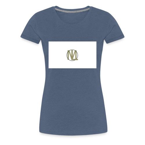 Master Learn logo Female - Women's Premium T-Shirt
