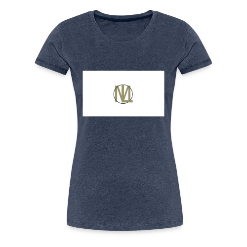 Master Learn logo Female - Women's Premium T-Shirt