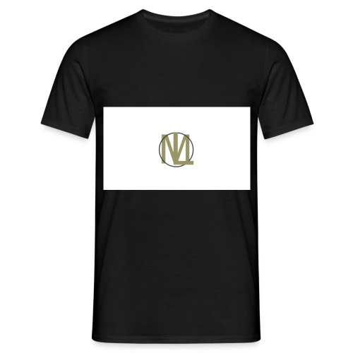 Master Learn logo - Men's T-Shirt