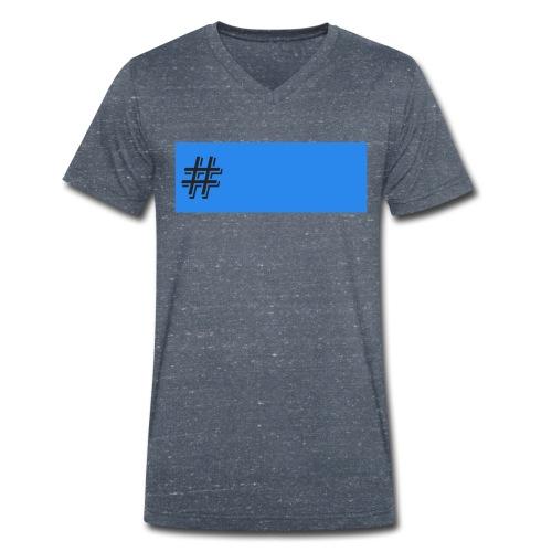 nowTrendingShirt Men Ocean V - Männer Bio-T-Shirt mit V-Ausschnitt von Stanley & Stella