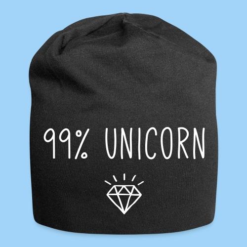 Unicorn Mütze - Jersey-Beanie