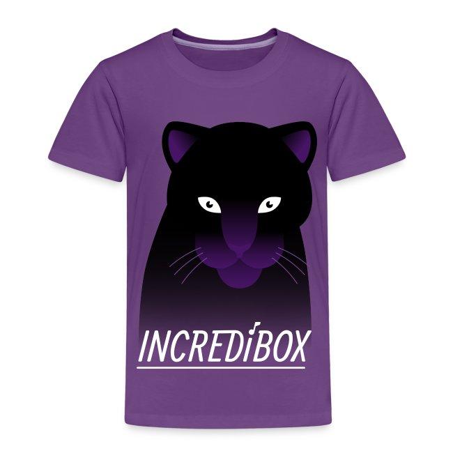 9b742838 Incredibox - Shop | BLACK PANTHER KID T-SHIRT - Kids Premium T-Shirt