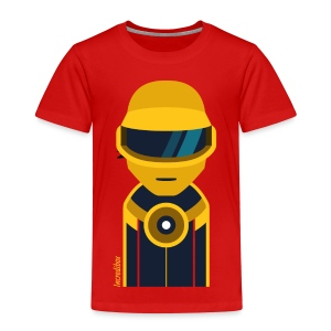 GOLD ROBOT KID T-SHIRT - Kids' Premium T-Shirt