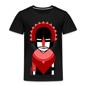 RED MAYA KID T-SHIRT - Kids' Premium T-Shirt