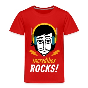 INCREDIBOX ROCKS KID T-SHIRT - Kids' Premium T-Shirt