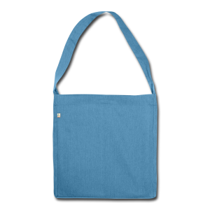 Schultertasche aus Recycling-Material - Schultertasche aus Recycling-Material
