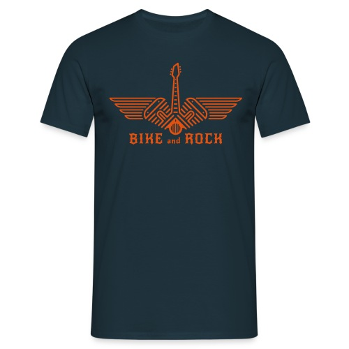 T-Shirt für Biker - Männer T-Shirt