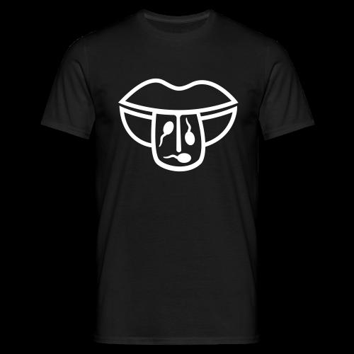 T-Shirt lingua modello uomo - Maglietta da uomo