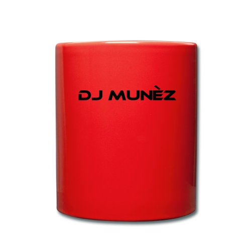 DJ Munez Tasse  - Tasse einfarbig