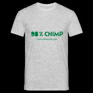T-Shirts ~ Männer T-Shirt ~ Männer T-Shirt 98% Chimp