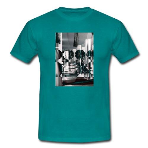 Grafik-Shirt - Männer T-Shirt