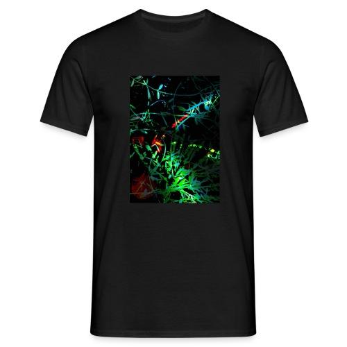 Natur-Grafik - Männer T-Shirt