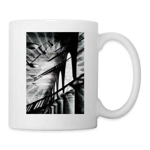 Perspektive Tasse weiß - Tasse