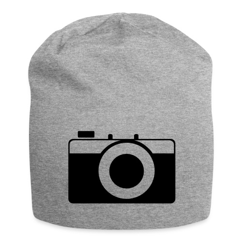 Kameramütze - Jersey-Beanie