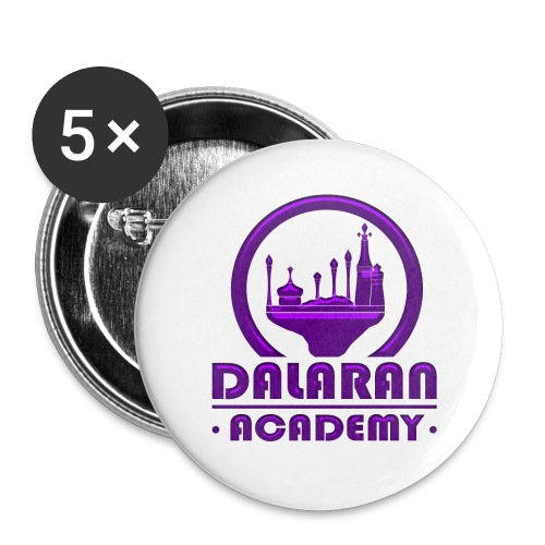 DALARAN ACADEMY - badge - Badge petit 25 mm