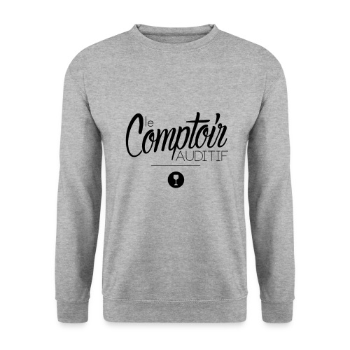 Sweat-shirt Le Comptoir Auditif - Grand logo - Sweat-shirt Homme