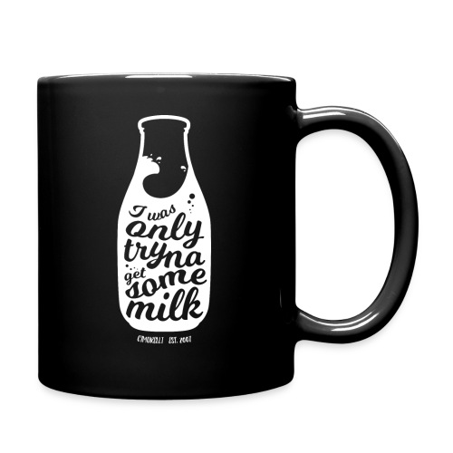 Tryna Get Some Milk (tran - Full Colour Mug