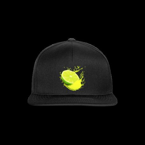 Lime Snapback - Snapback Cap