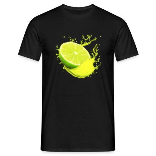 Lime T-shirt - Men's T-Shirt