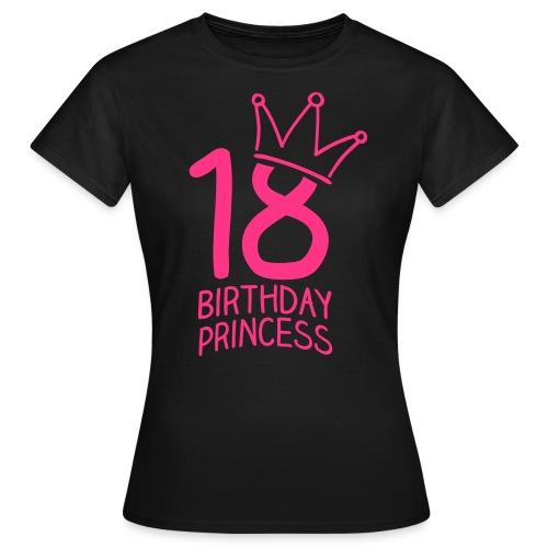 T-Shirt Damen 18 - Frauen T-Shirt