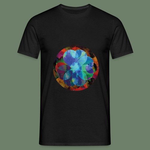 Decades Flower - Männer T-Shirt
