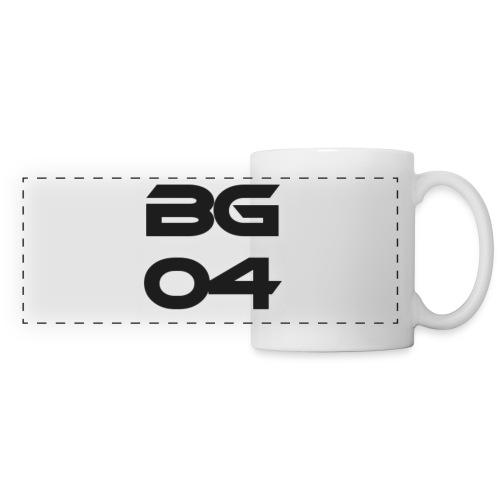 BuftonGamer04 Logo mug white - Panoramic Mug
