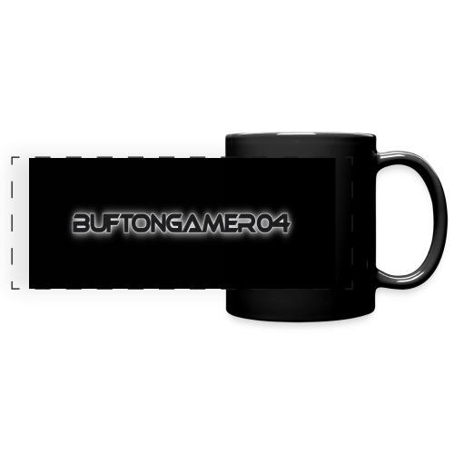 BuftonGamer04 Banner mug black - Full Color Panoramic Mug