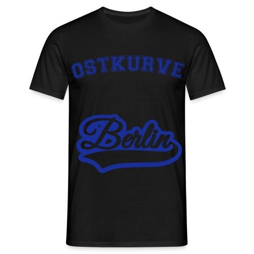 Ostkurve Berlin Shirt - Männer T-Shirt