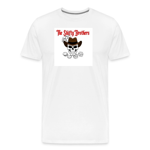 Shifty Brothers Band 2 - Männer Premium T-Shirt