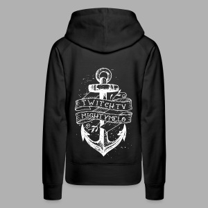 MightyHoodie Female - Frauen Premium Hoodie