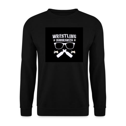 Felpa Wrestling&Ignoranza - Felpa da uomo