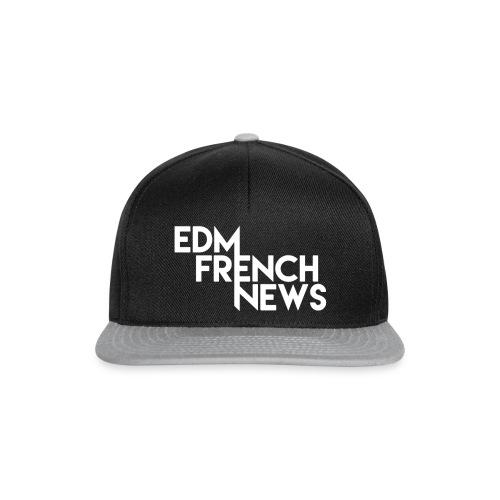 Snapback EFN - Casquette snapback