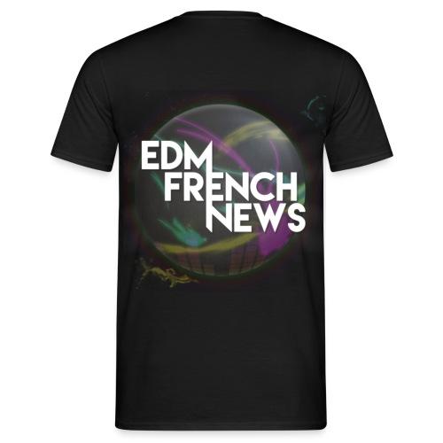 Tee Shirt EFN logo rond - T-shirt Homme