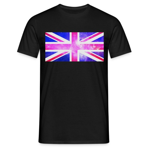 Union Jack Full Galaxy - Men's T-Shirt