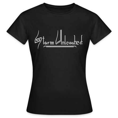 Storm Unleashed Logo-Shirt 2 - Frauen T-Shirt