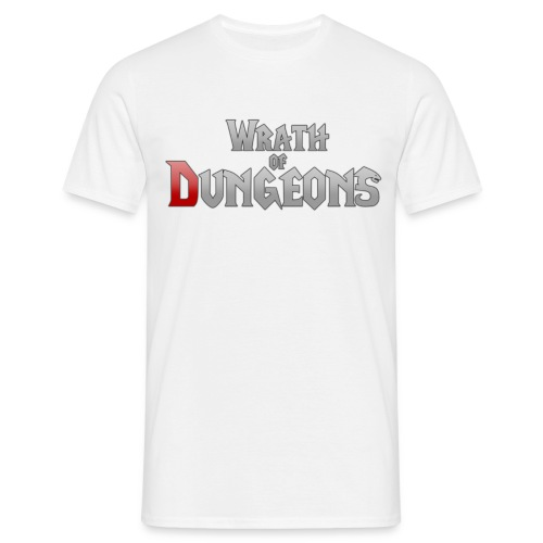 Wrath of Dungeons T-Shirt (Men) - Men's T-Shirt