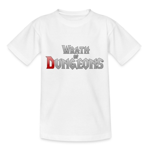 Wrath of Dungeons T-Shirt (Kids) - Kids' T-Shirt
