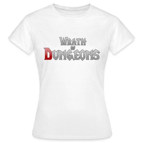Wrath of Dungeons T-Shirt (Women) - Women's T-Shirt