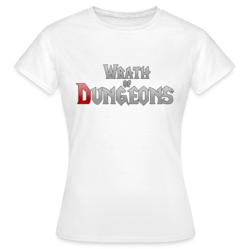 Wrath of Dungeons T-Shirt (Women) - Women's T-Shirt