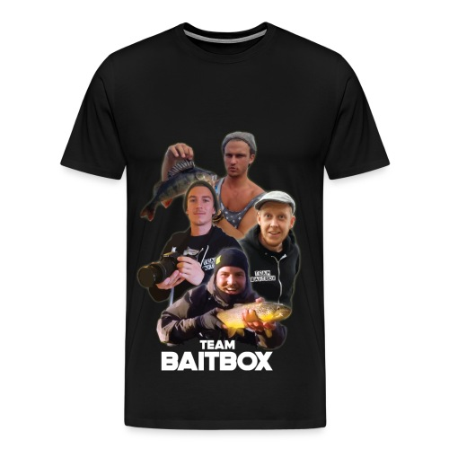 Premium T | Team baitbox | signaturtröja - Premium-T-shirt herr